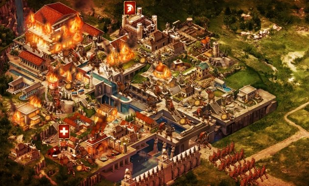game of war fire age app