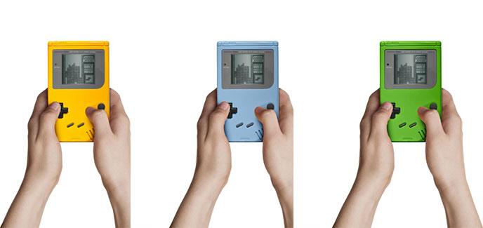 oui vous avez bien lu il est possible dacheter une game boy quasiment comme neuve lkki propose la console de nintendo dans 4 ditions bicolores - Acheter Game Boy Color Neuve