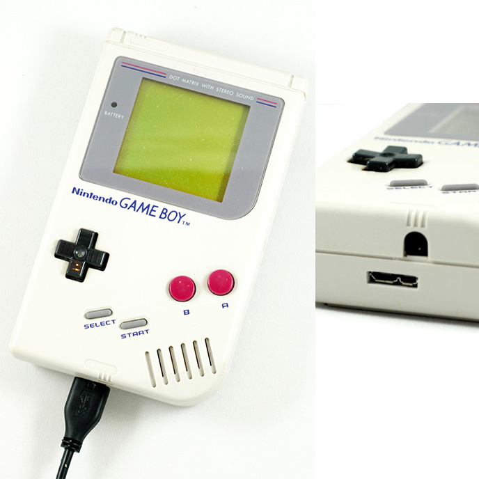 Disque dur Game Boy