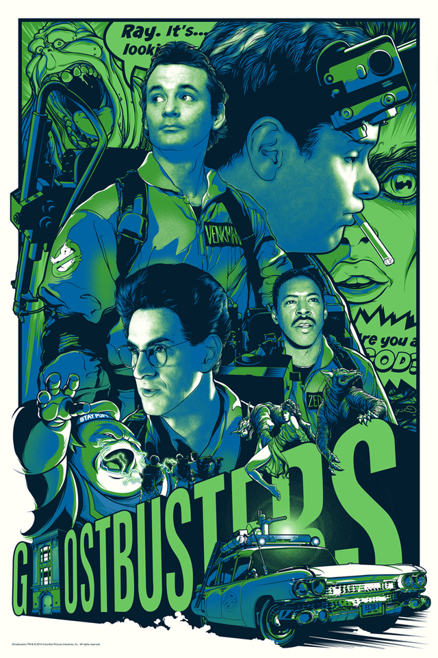 ghostbusters expo 9
