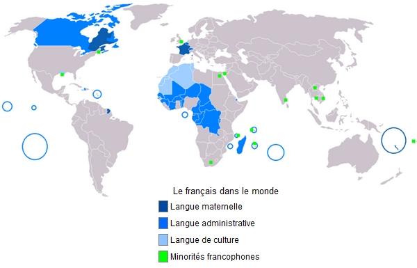 Graphique langue française 2010