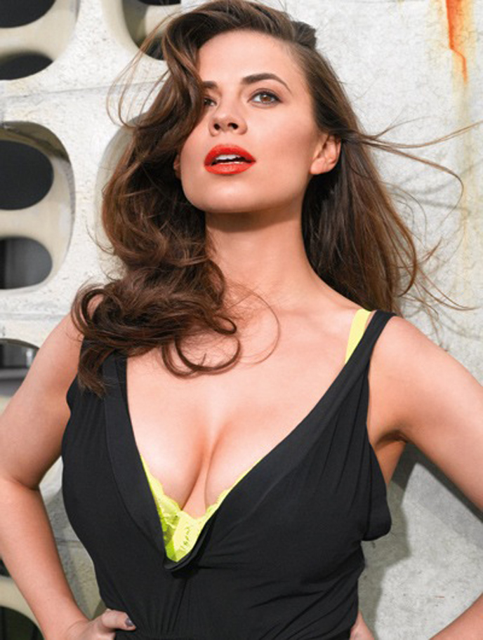 Hayley AtwellHayley Atwell Peggy Carter