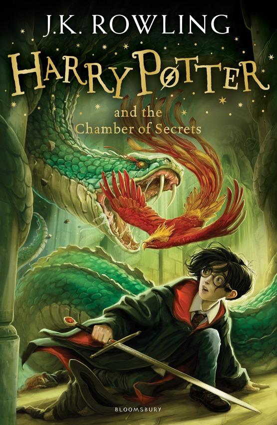 Decouvrez Les Nouvelles Couvertures Des Livres Harry Potter