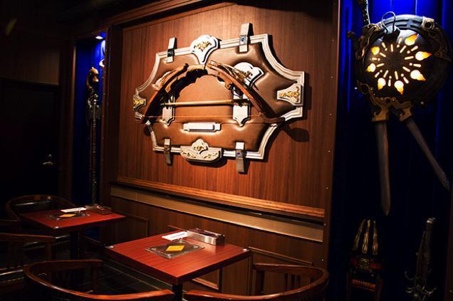 cafe final fantasy 11