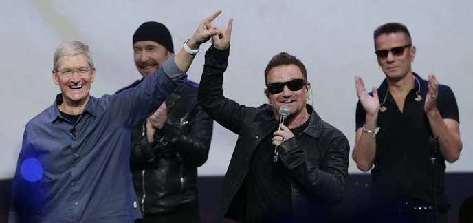 Apple Perd 100 Millions De Dollars A Cause De U2