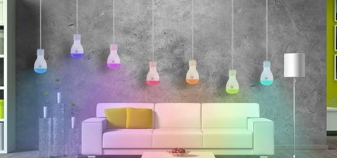 test ampoule awox smartlight couleur sml c9 voyez la vie en couleur - Ampoule Colore