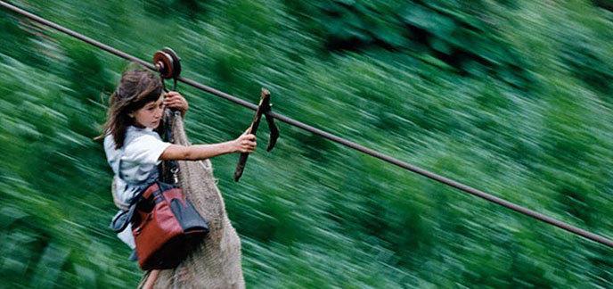 Top 18 des trajets les plus dangereux pour se rendre l 39 cole for Aller a la maison