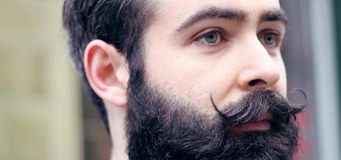 Faites vous greffer une barbe pour ressembler un hipster for Estilos de barba sin bigote