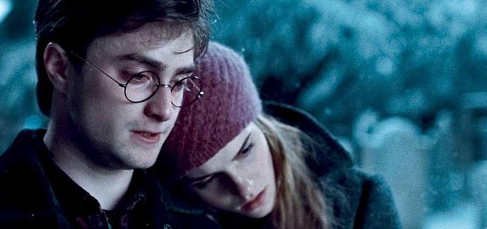 Harry potter et hermione auraient d finir en couple - Qui est hermione granger ...