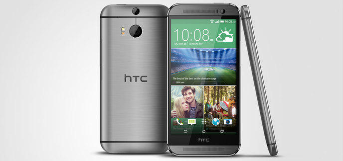 htc one m8 disponible en pr commande tarifs offre de. Black Bedroom Furniture Sets. Home Design Ideas