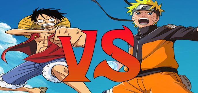 Sondage De La Semaine Naruto Vs Luffy One Piece