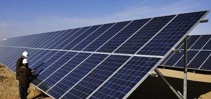 Combien De Panneaux Solaires Pour Couvrir La Consommation Mondiale D