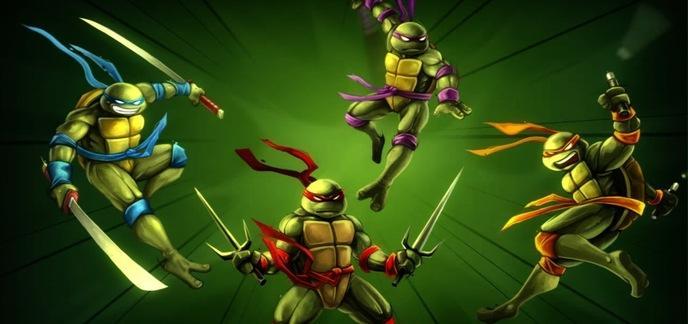 Le compte est bon tortues ninja for Repere des tortue ninja