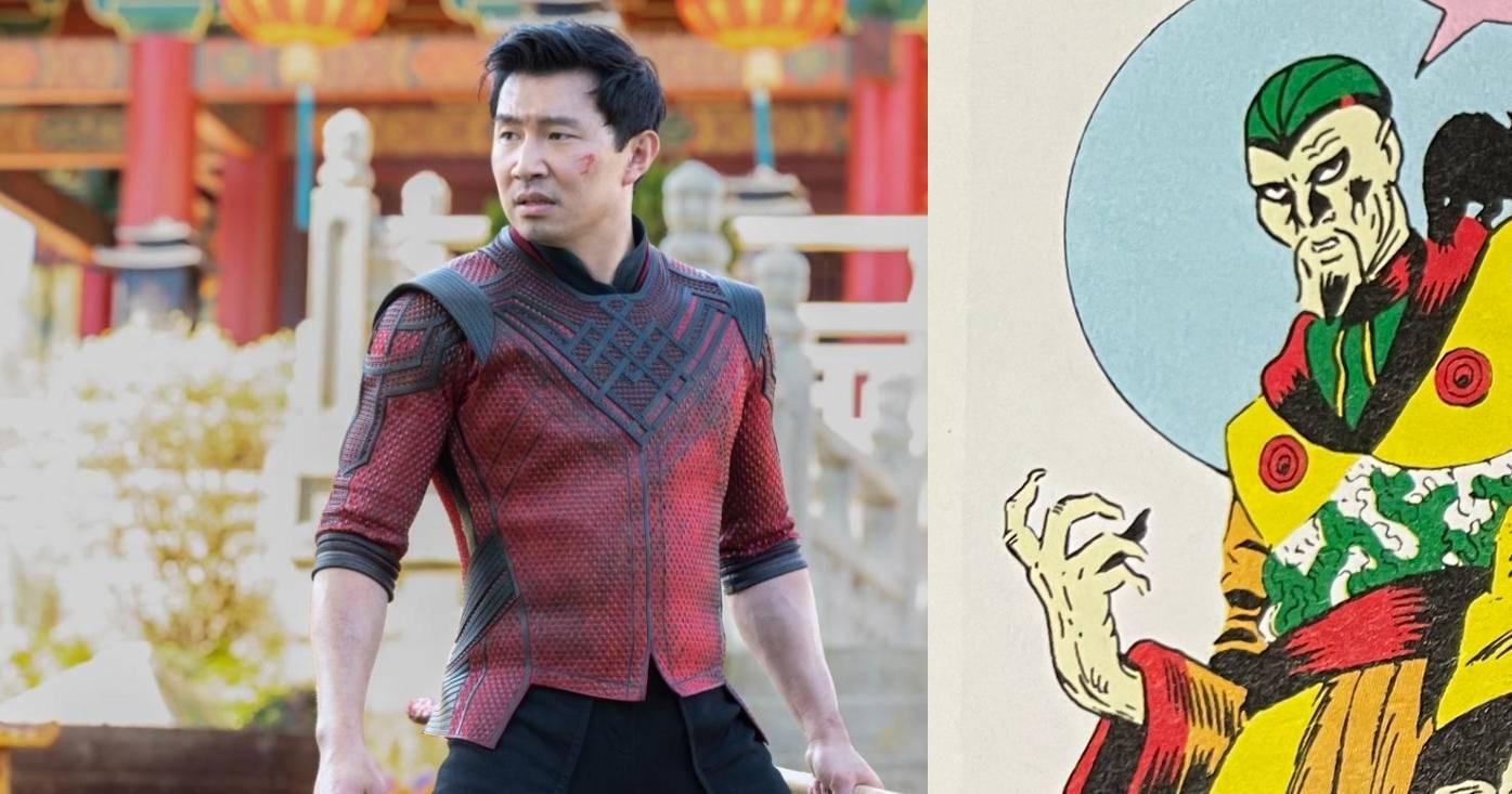 le Mandarin a remplacé ce personnage ultra controversé en tant que père du personnage dans le MCU