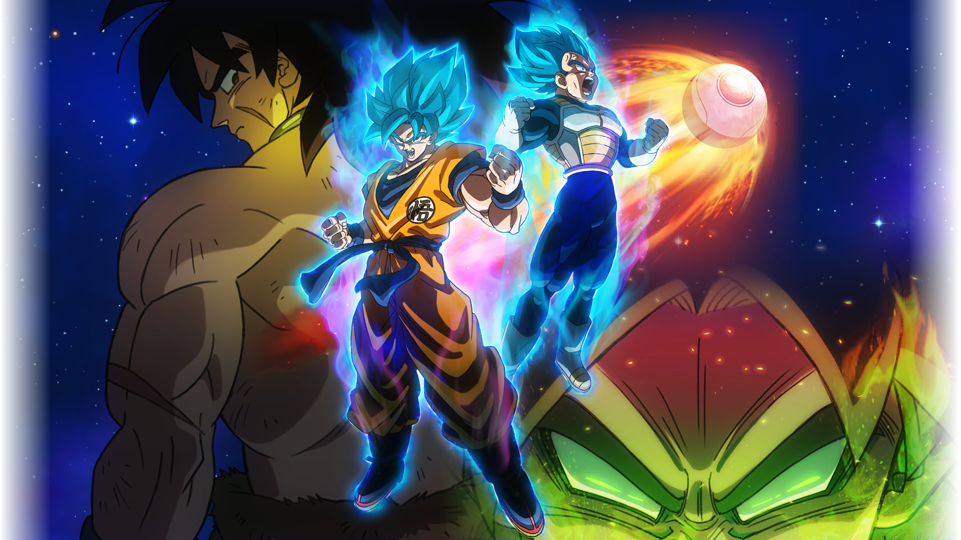 Dragon Ball Super Broly Sera Le Nouvel Ennemi De Goku Et Vegeta