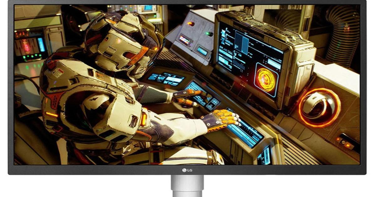 Une très bonne affaire sur l'écran PC LG UltraFine 27UL550-W IPS UHD 4K 27''