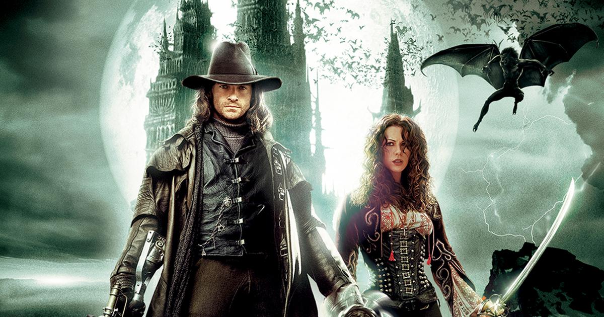 Van Helsing : le plus grand chasseur de vampires est de retour ! De Chromerit (HITEK) Helsing