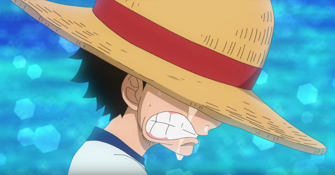 One Piece Stampede : premier teaser pour le 14e film de la