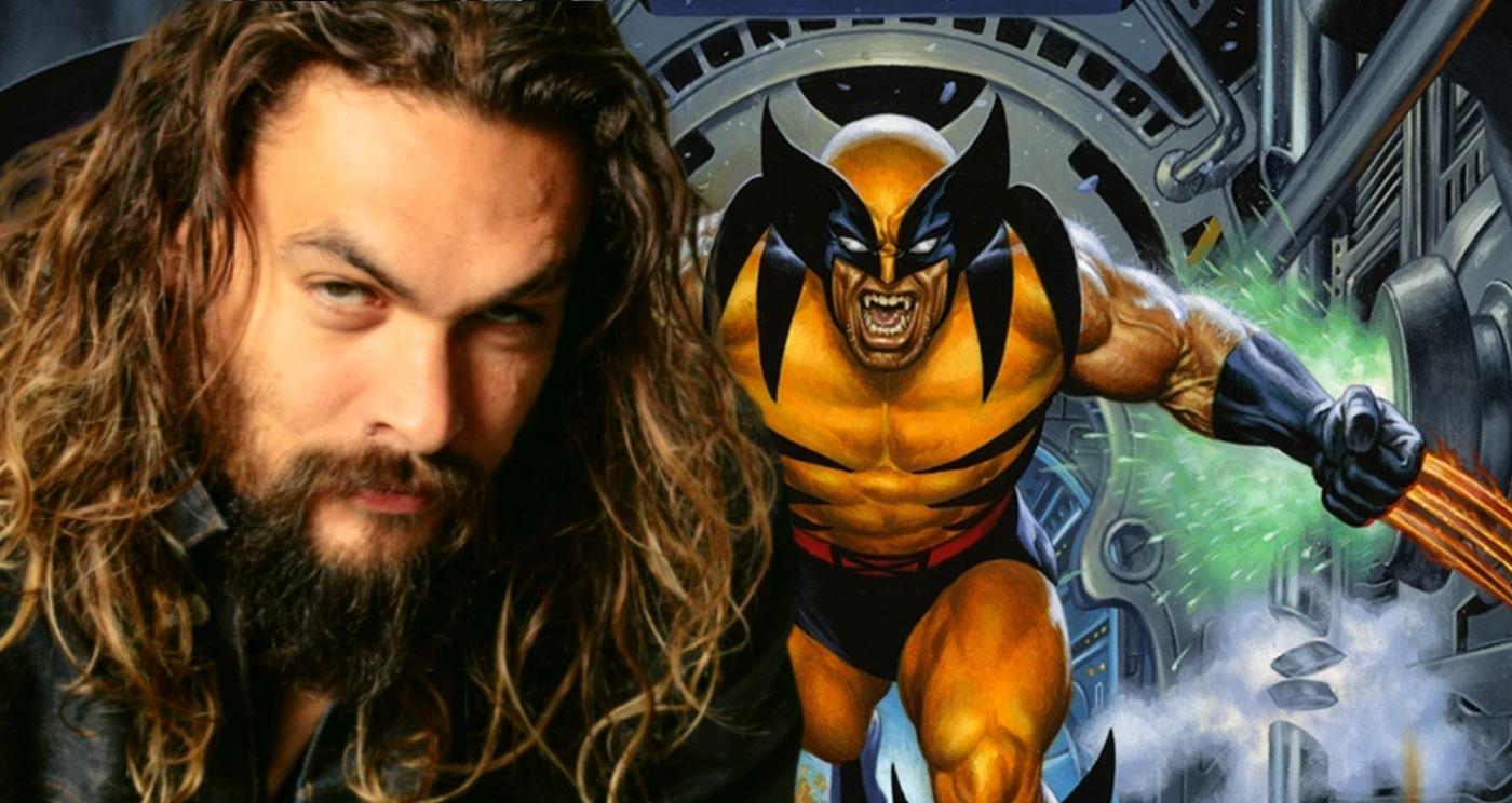 Jason Momoa ne cache pas son envie de jouer Wolverine chez Marvel