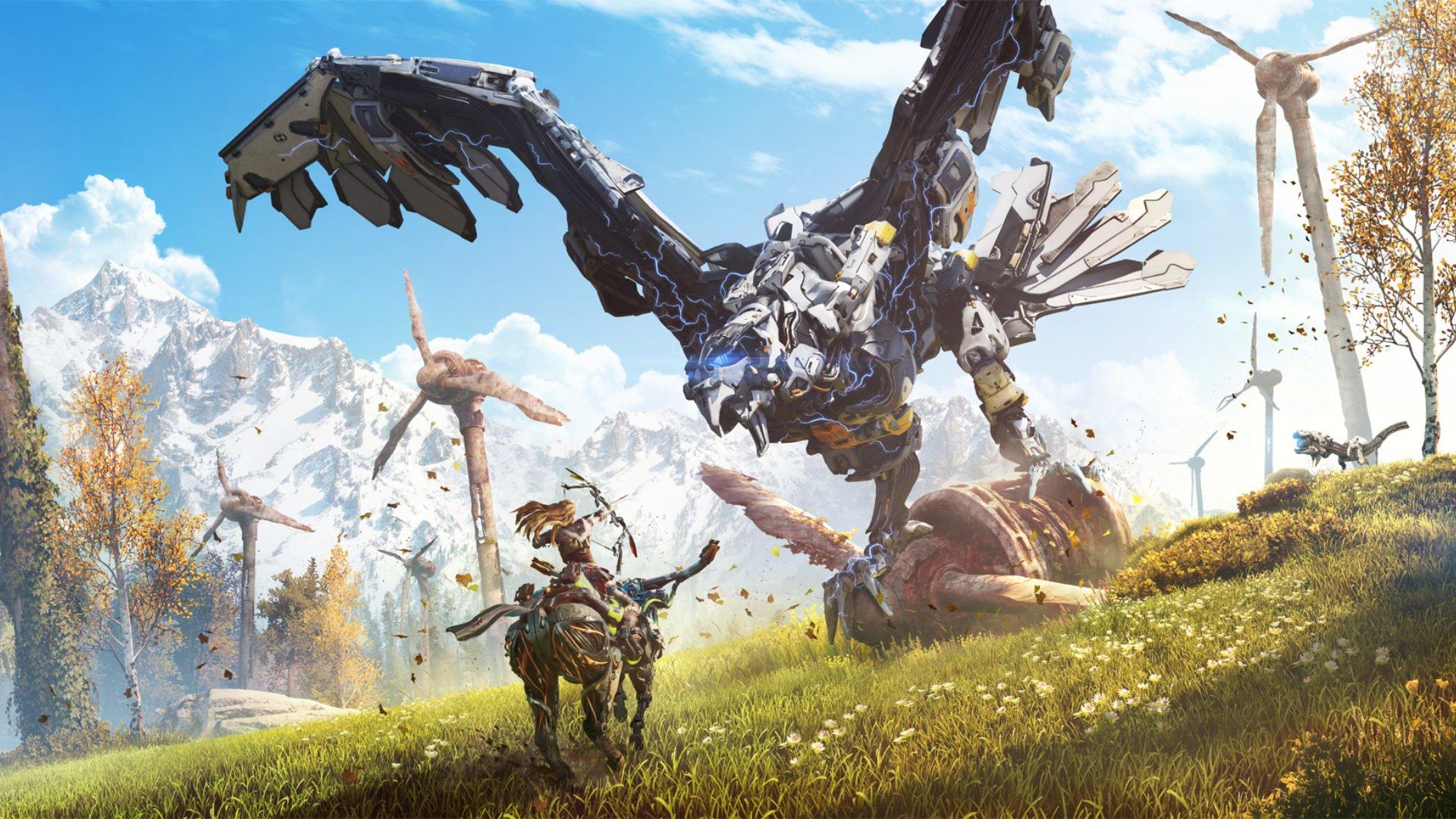 Horizon Zero Dawn : vous pourrez bientôt jouer à l'exclusivité PS4 ...