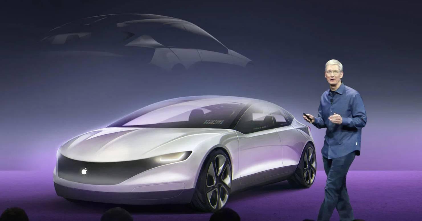 Apple Car : on en sait plus sur la voiture électrique d'Apple - Hitek.fr