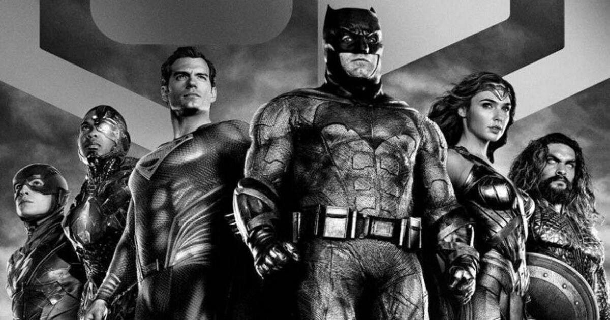 Justice League : Zack Snyder livre les titres des parties du film et un nouveau teaser
