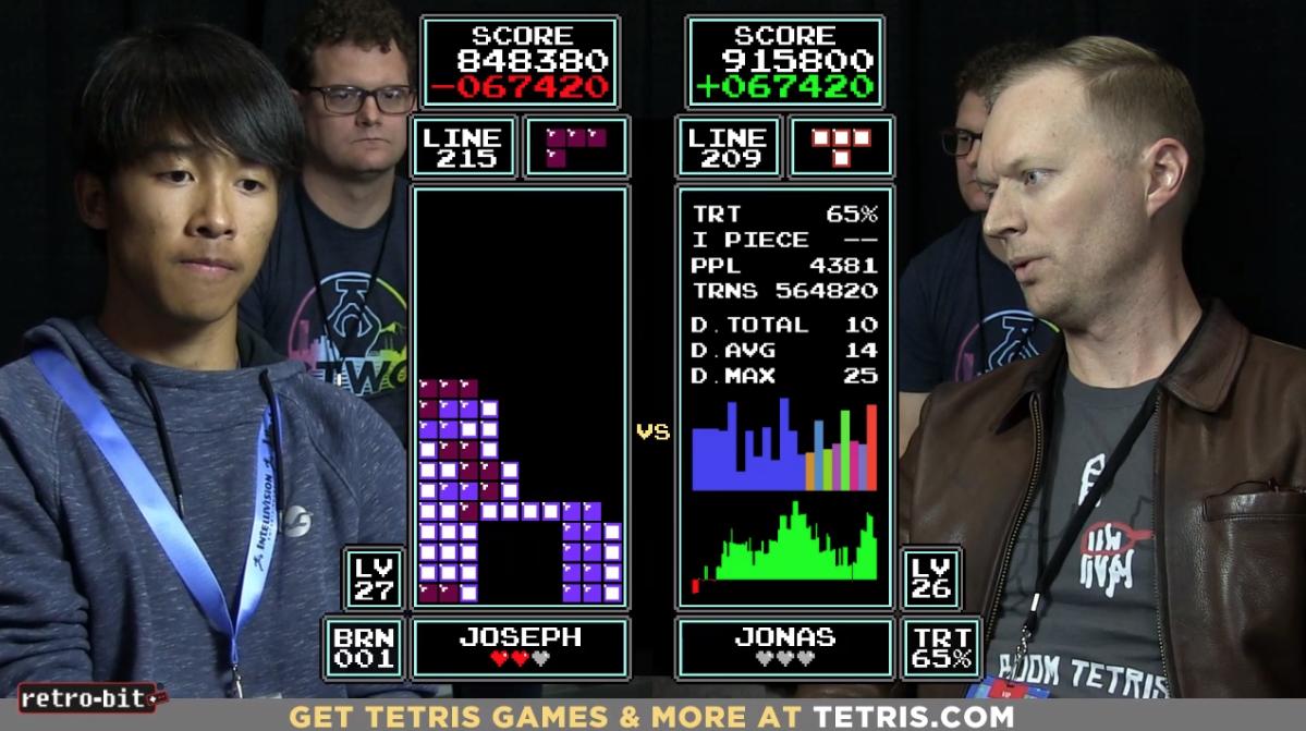 joseph saelee tetris 99