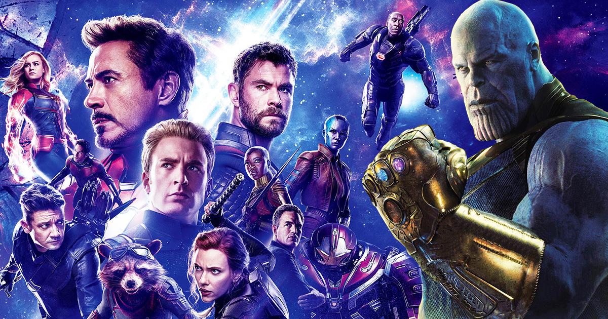 Thanos s'associe aux Avengers pour venir à bout de ce grand méchant