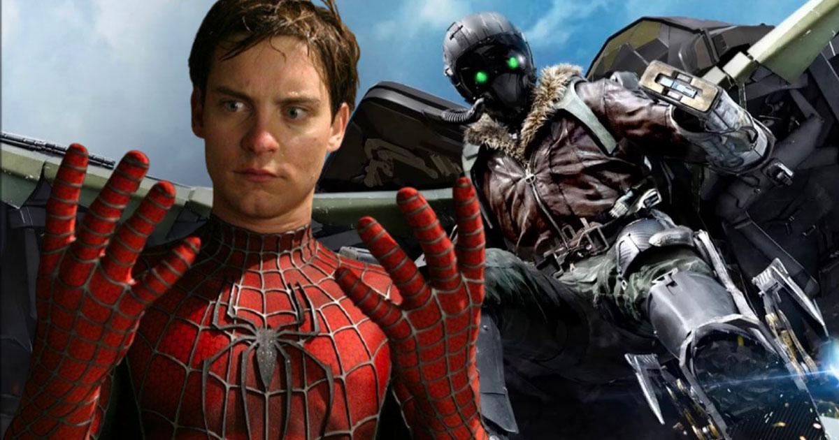 Spider-Man 4 : des images inédites du Vautour dans le film avorté de Sam Raimi dévoilées
