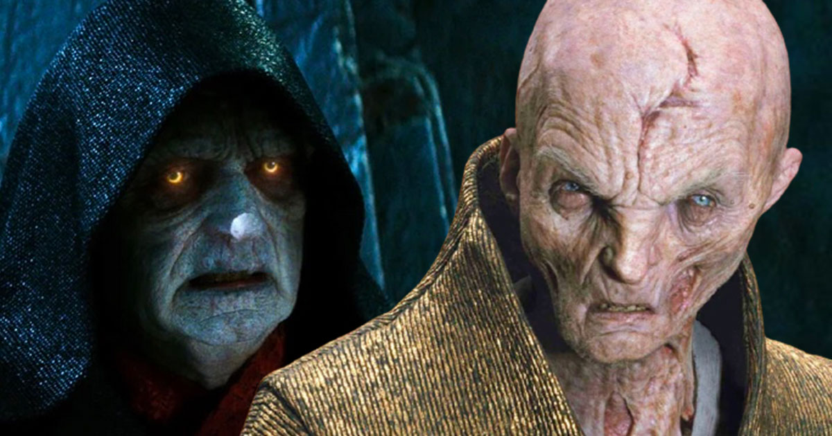 We know more about the origins of Snoke – The Courier