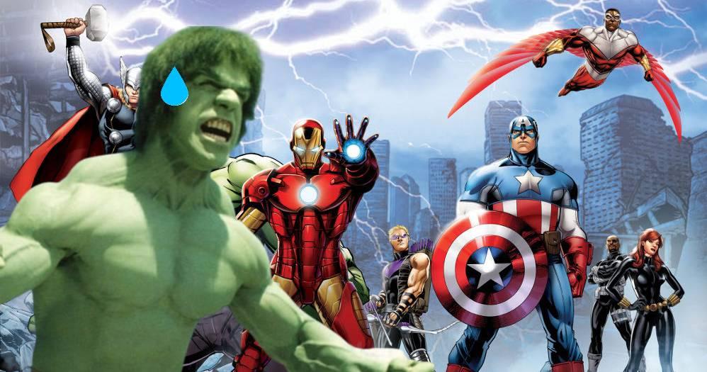 Marvel : cet Avenger est le seul à avoir toujours vaincu Hulk