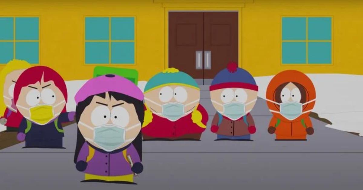 """South Park : un épisode sur la Covid, spécial """"vaccin"""", se tease en vidéo"""