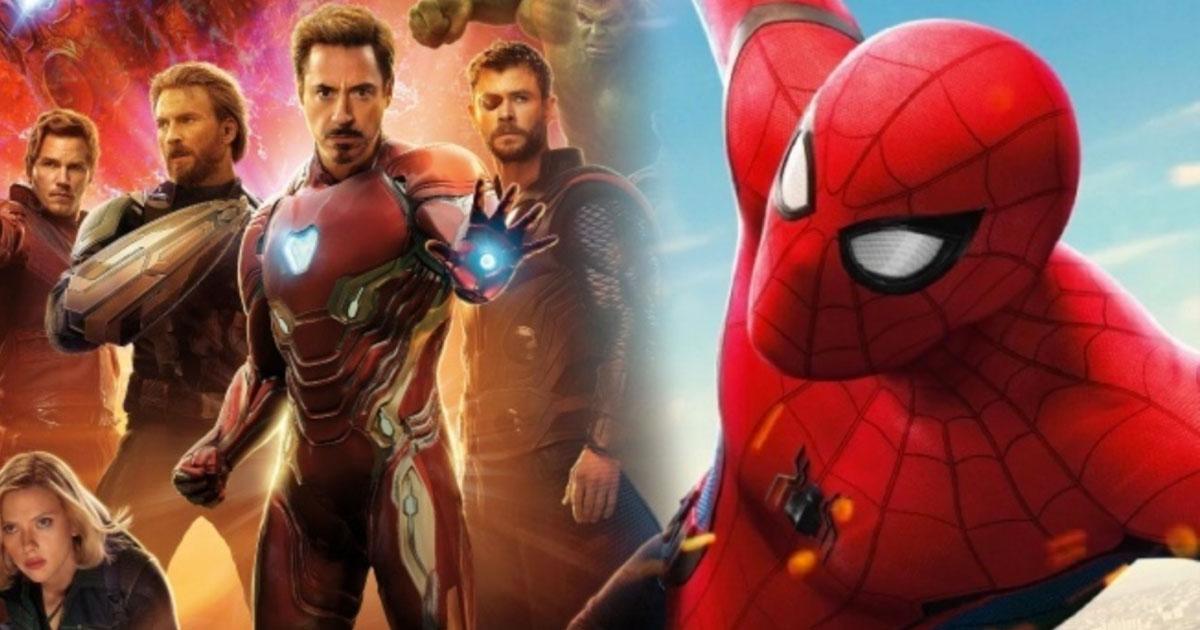 Des Informations Sur L Intrigue D Avengers Endgame Et Spider Man