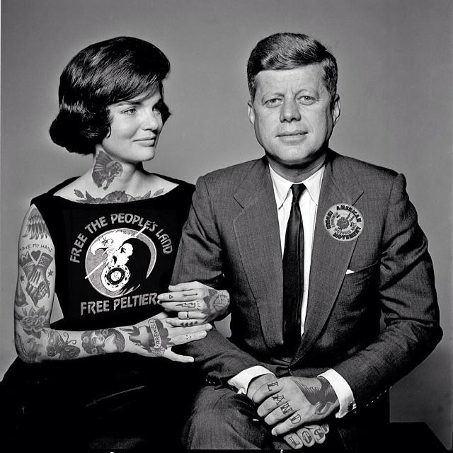 rencontre amoureuse entre tatoués