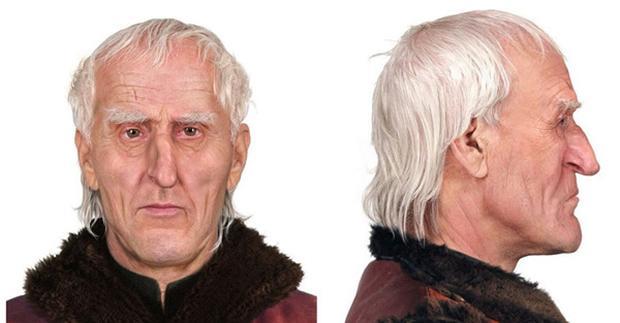 Fabuleux 10 reconstructions de visages de personnes historiques connues en 3D YQ96