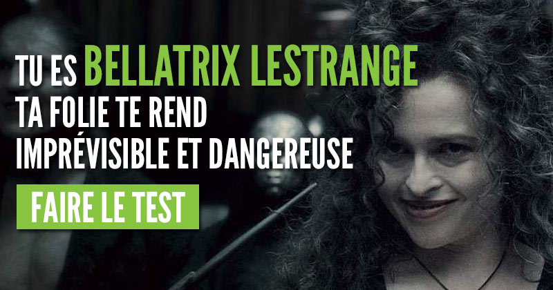 Quel méchant Harry Potter es-tu ?  Lestrange