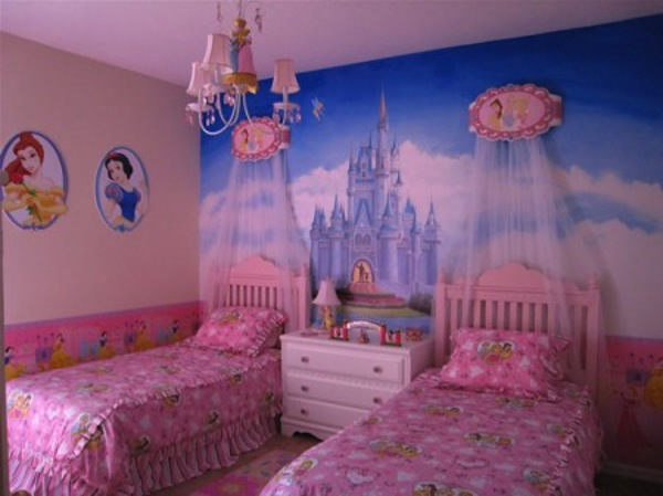 10 Chambres Version Disney