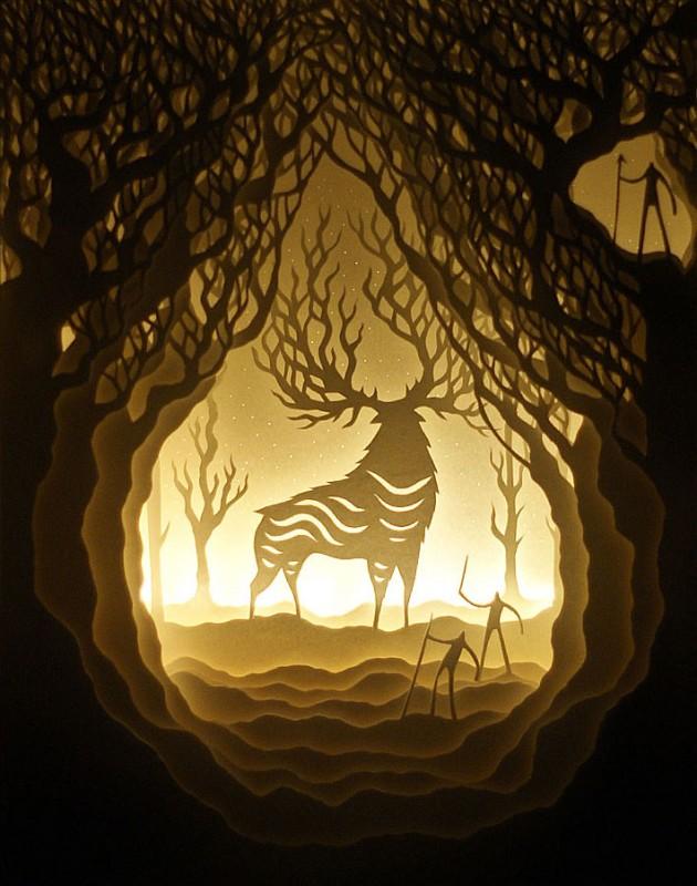 magnifiques-oeuvres-papier-lumiere