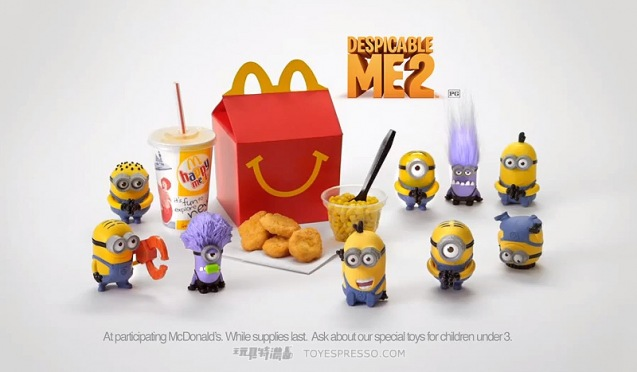 pris happy meal
