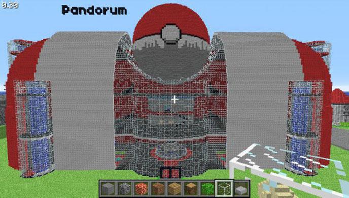Minecraft top 15 des r f rences de la fiction reproduites la perfection - Comment faire la plus belle maison dans minecraft ...