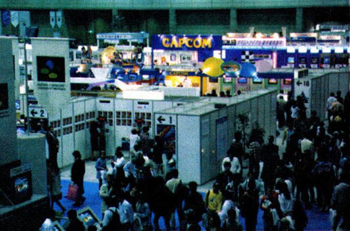 evento Space World chamada Shoshinkai até 1996
