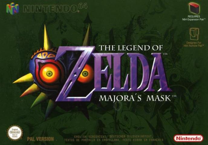 majora's mask project 64