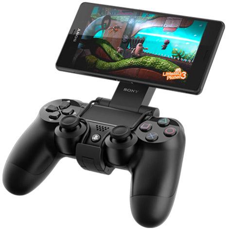remote play jouer des jeux ps4 sur un xperia z3 a marche. Black Bedroom Furniture Sets. Home Design Ideas