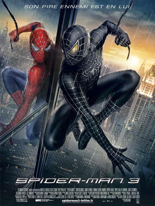 Spider-Man 3 affiche