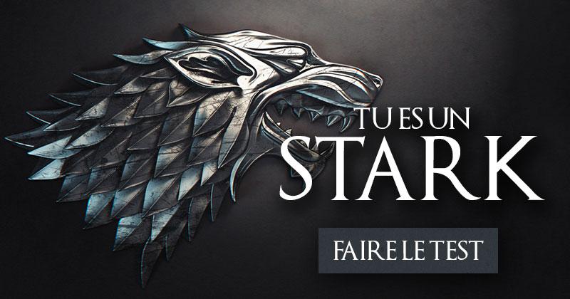 Game of Thrones - Quelle serait votre maison ? Stark-1