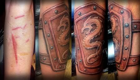 Les Meilleurs Tatouages Pour Camoufler Une Cicatrice