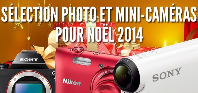 Top appareils photo et mini-caméras 2014 : meilleurs compacts, hybrides, reflex et mini-caméras