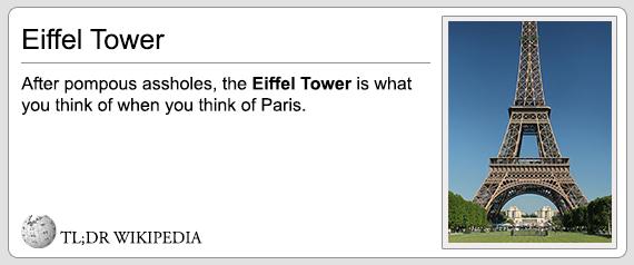 tl dr wikipedia   un tumblr qui r u00e9sume les pages wikip u00e9dia