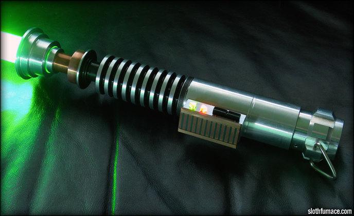 Tuto création sabre laser