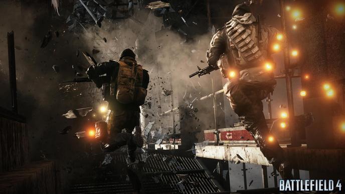 Battlefield 4 PS4 test Hitek.fr